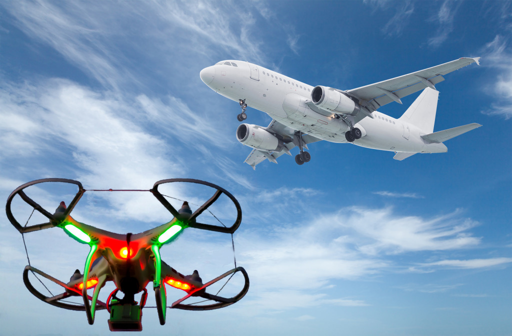 Drone Takes Down ChinaAir Flight 5026