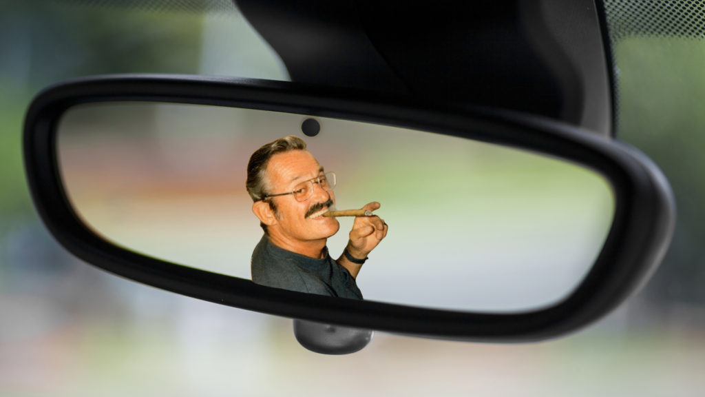 Images In A Rearview Mirror – A Retrospective for the Holiday Season