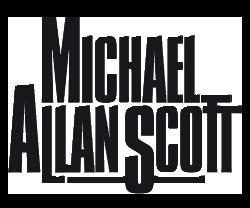 Michael Allan Scott Retina Logo