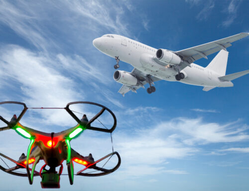 Drone Takes Down ChinaAir Flight 5026