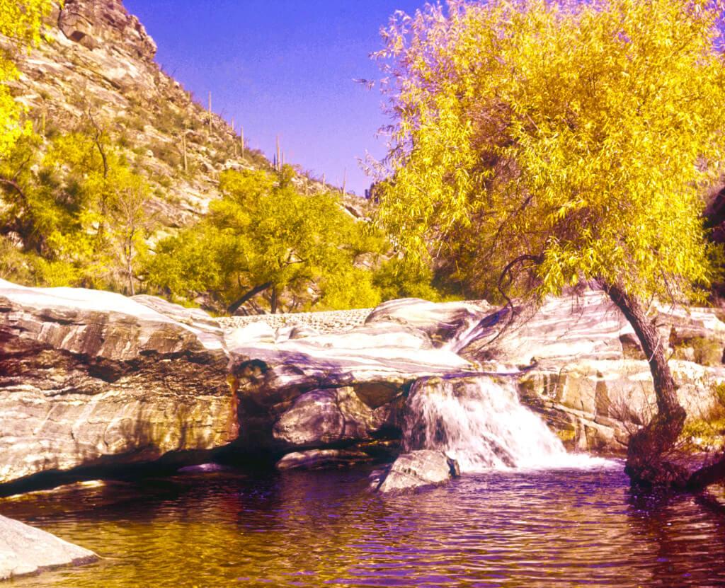 Near Tucson by Ernie Scott, circa 1957